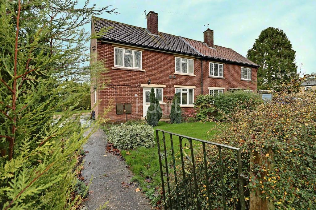 3 Bedrooms Semi Detached House for sale in Coronation Crescent, Coleby