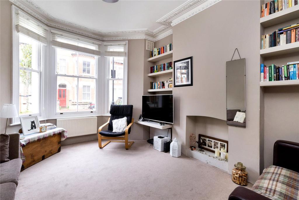 2 Bedrooms Flat for sale in Heyford Avenue, London, SW8