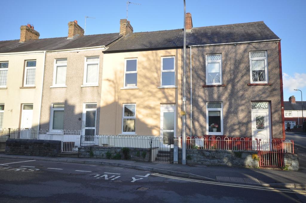 3 Bedrooms Terraced House for sale in 3 Elliston Terrace, Carmarthen, SA31 1HA