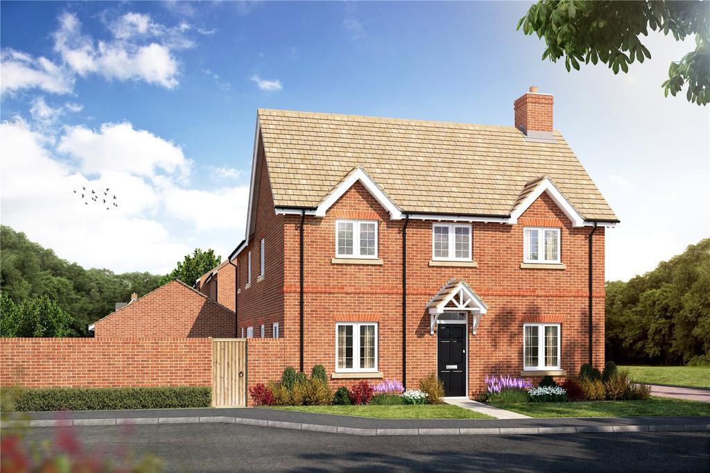 3 Bedrooms Semi Detached House for sale in Plot 78, Hopefield Grange, Littleworth Road, Benson, Oxfordshire, OX10