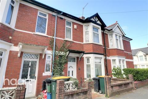 3 bedroom terraced house to rent - Cambridge Road, Newport