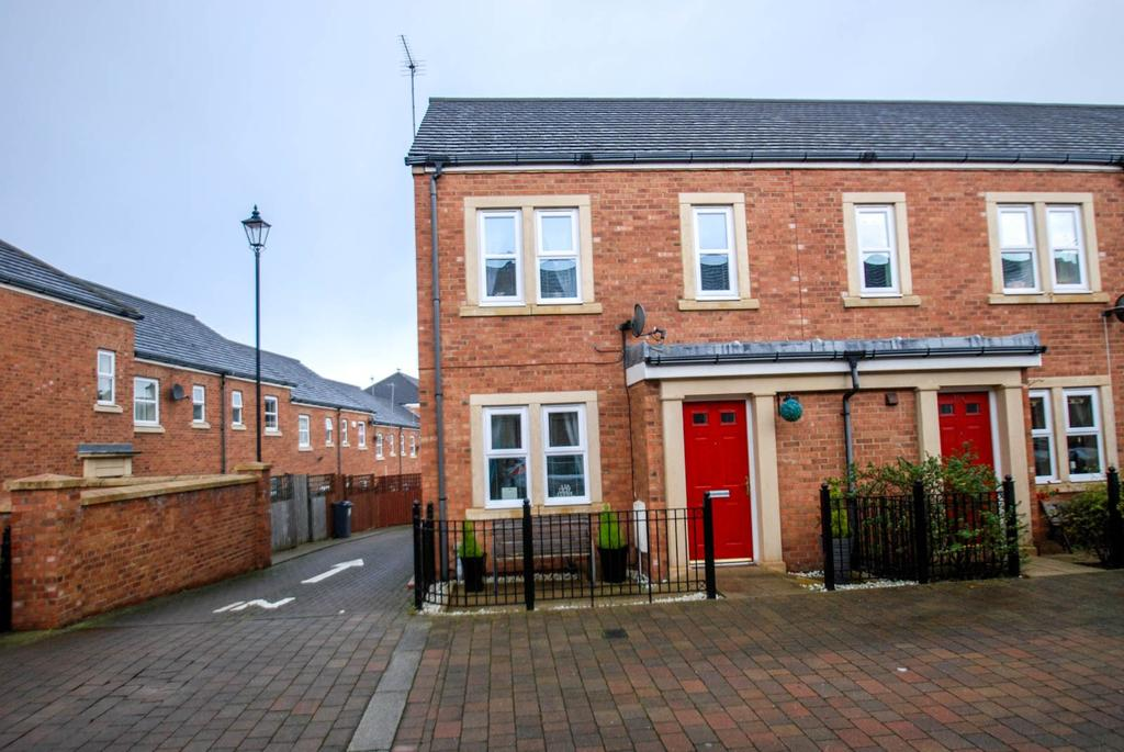 3 Bedrooms House for sale in North Main Court, South Shields
