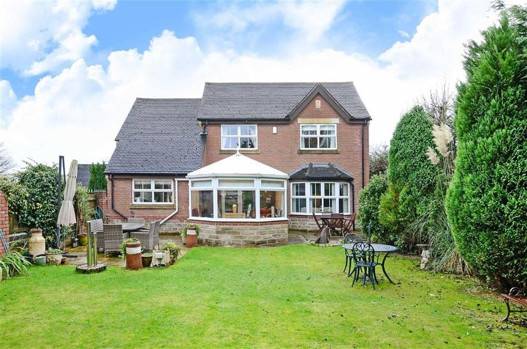 4 Bedrooms Detached House for sale in 3, The Greendale, Wessington, Alfreton, Derbyshire, DE55