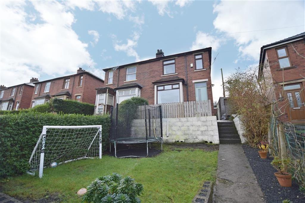 3 Bedrooms Semi Detached House for sale in Ashfield Road, Deepcar, Sheffield, S36