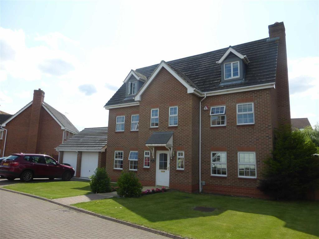 6 Bedrooms Detached House for sale in Ling Croft, Brough, Brough, HU15