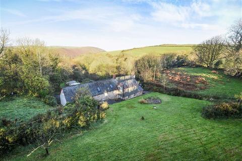 4 bedroom detached house for sale - Martinhoe, Parracombe, Barnstaple, Devon, EX31