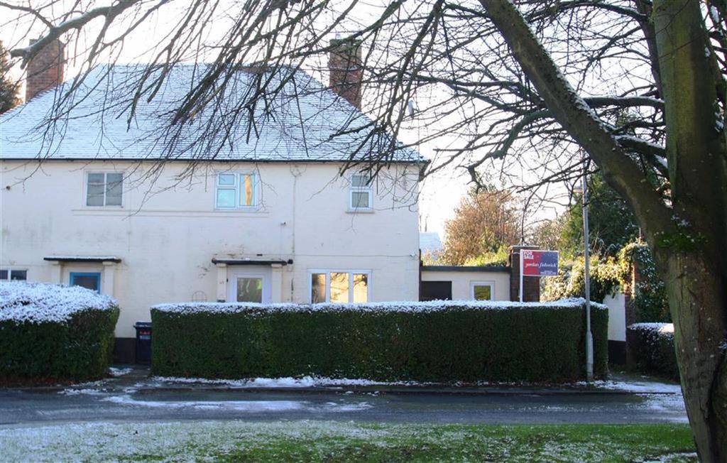 2 Bedrooms Semi Detached House for sale in Marbury Road, Wilmslow