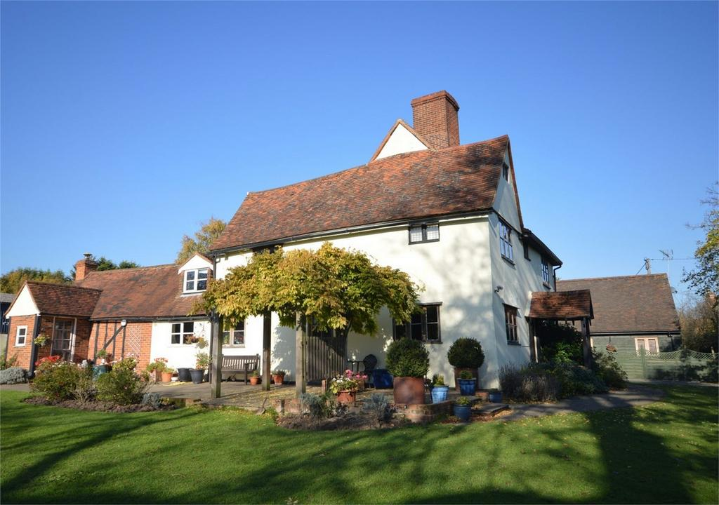 4 Bedrooms Detached House for sale in Tilehouse Farm, Birds Green, Fyfield, Ongar