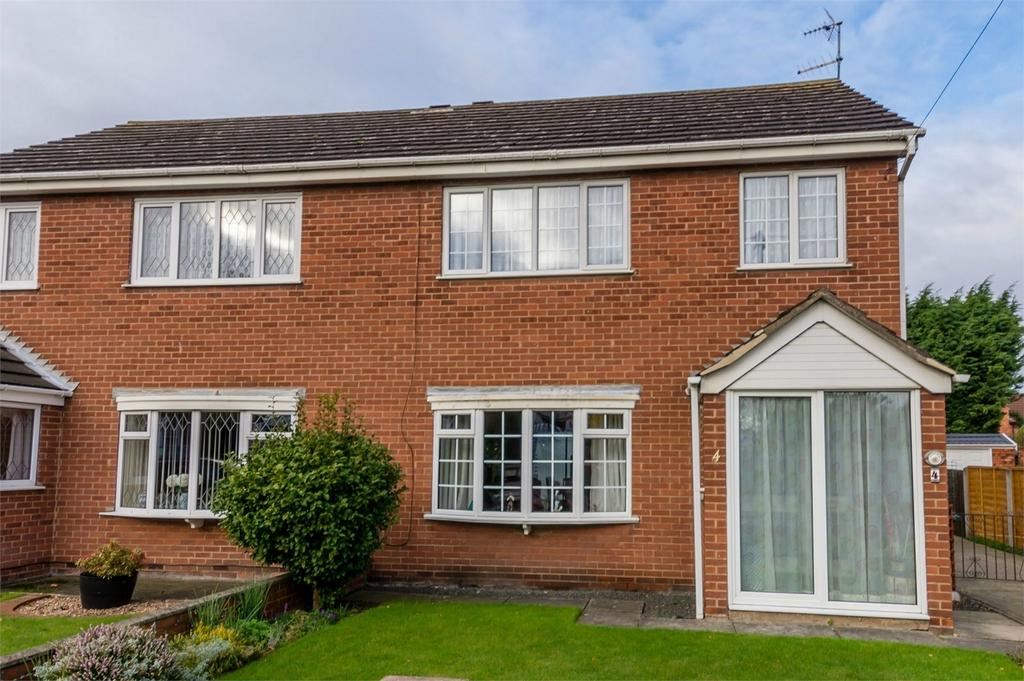 3 Bedrooms Semi Detached House for sale in 4 Flaxley Road, SELBY, North Yorkshire