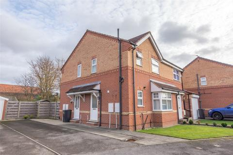 1 bedroom end of terrace house to rent - St James Close, YORK