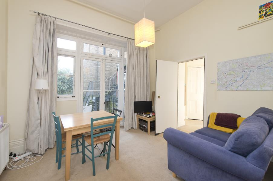 Studio Flat for sale in Gliddon Road, West Kensington W14