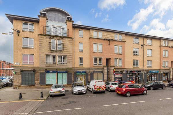 1 Bedroom Flat for sale in 161 A Crown Street, Glasgow, G5 9XT