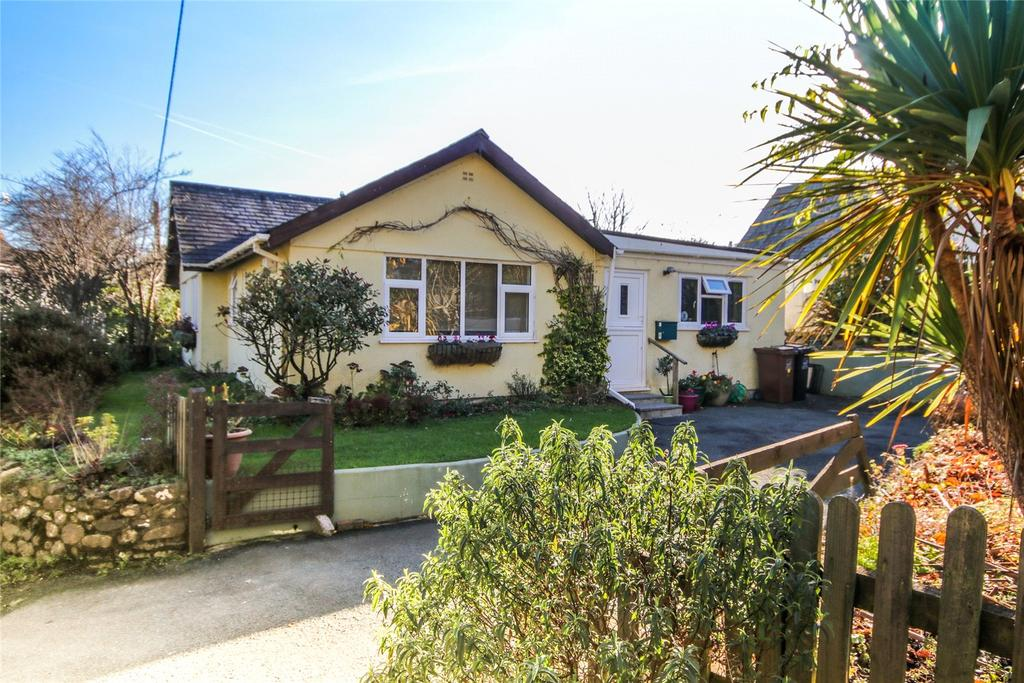 3 Bedrooms Detached Bungalow for sale in Chapel Street, Ermington, Ivybridge, Devon, PL21