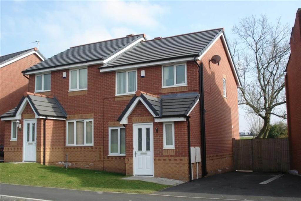 3 Bedrooms Semi Detached House for sale in Petticoat Lane, Higher Ince, Wigan, WN2