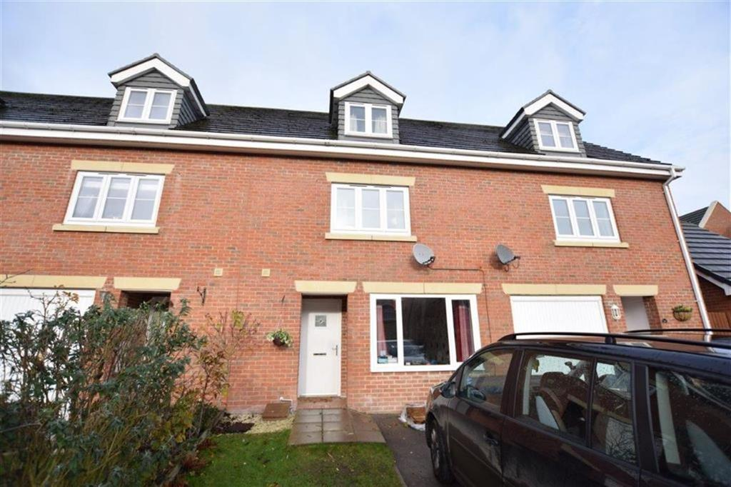 4 Bedrooms Town House for sale in Ecklands Croft, Millhouse Green, Sheffield, S36