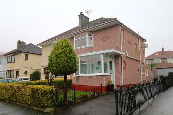 3 Bedrooms Semi-detached Villa House for sale in 7 Rosedale Drive, Baillieston, Glasgow, G69 7NP