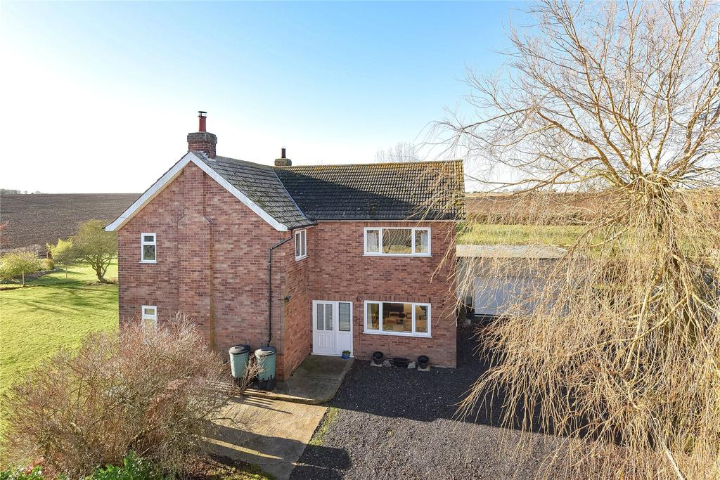 5 Bedrooms Detached House for sale in Dembleby, Sleaford, NG34