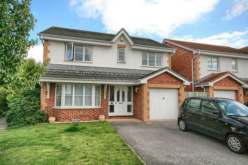 4 Bedrooms Detached House for sale in Talbenny Grove, Ingleby Barwick