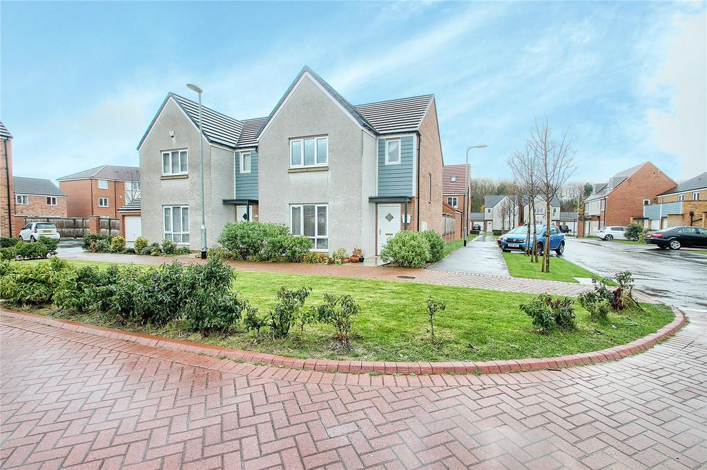 3 Bedrooms Detached House for sale in Crimdon Beck Close, Stockton-On-Tees