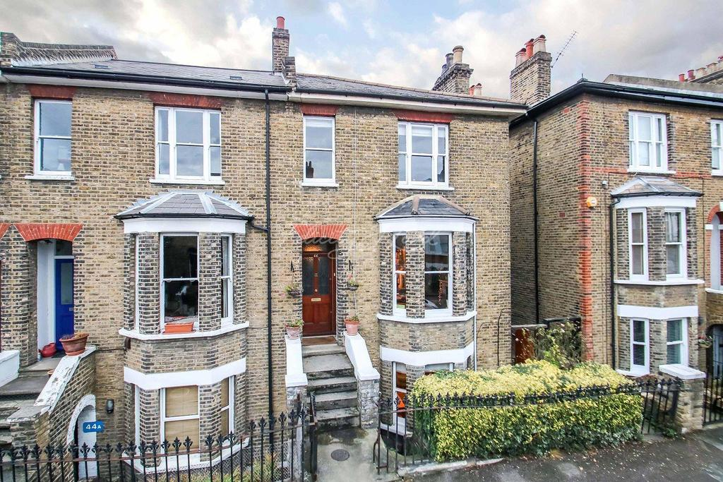 4 Bedrooms End Of Terrace House for sale in Devonshire Drive, Greenwich, SE10 8JZ