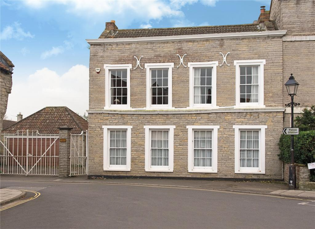 5 Bedrooms End Of Terrace House for sale in Market Place, Somerton, Somerset, TA11
