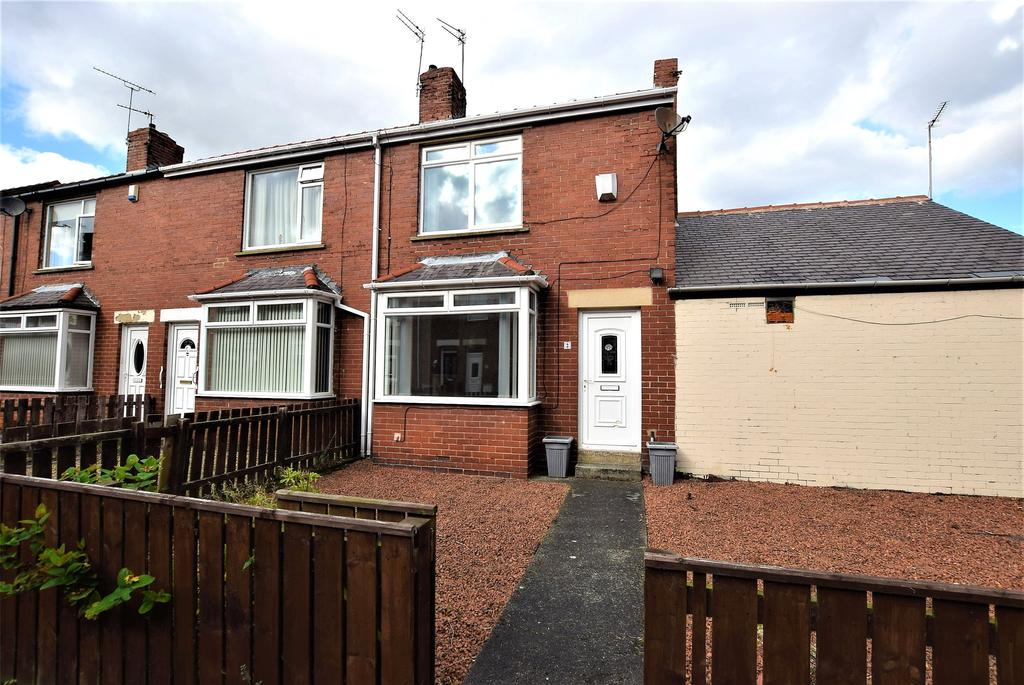 2 Bedrooms Terraced House for sale in Coxlodge