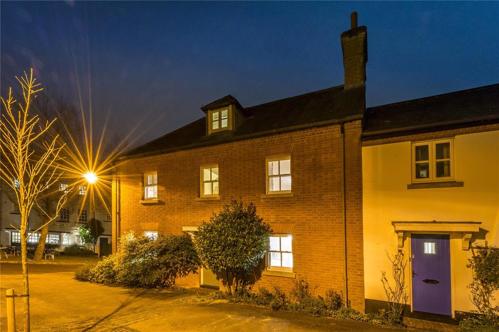 4 Bedrooms Semi Detached House for sale in Poundbury, Dorchester, Dorset