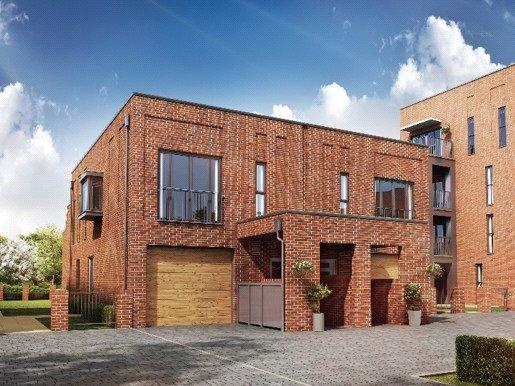 3 Bedrooms House for sale in Trumpington Meadows, Hauxton Road, Cambridge
