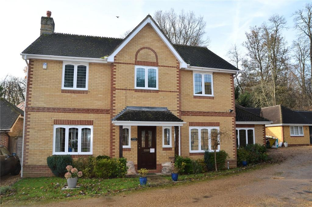 4 Bedrooms Detached House for rent in Hocketts Close, Whitchurch Hill, Reading, RG8