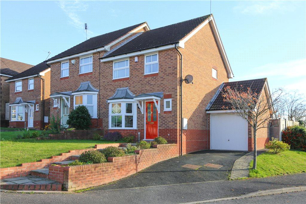 3 Bedrooms Semi Detached House for sale in Berrow View, Bromsgrove, B61