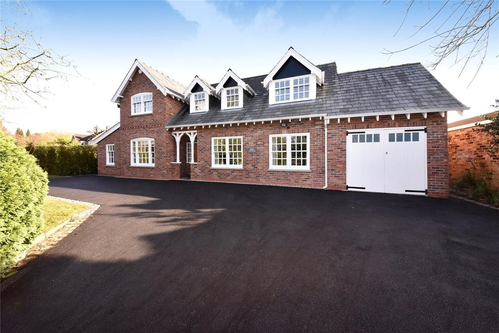 5 Bedrooms Detached House for sale in Welsh Row, Nether Alderley, Macclesfield, Cheshire, SK10