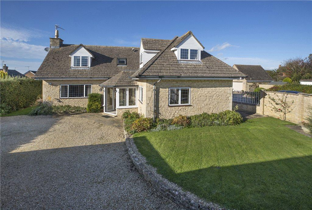 4 Bedrooms Detached House for sale in Garden Close, Mickleton, Gloucestershire, GL55