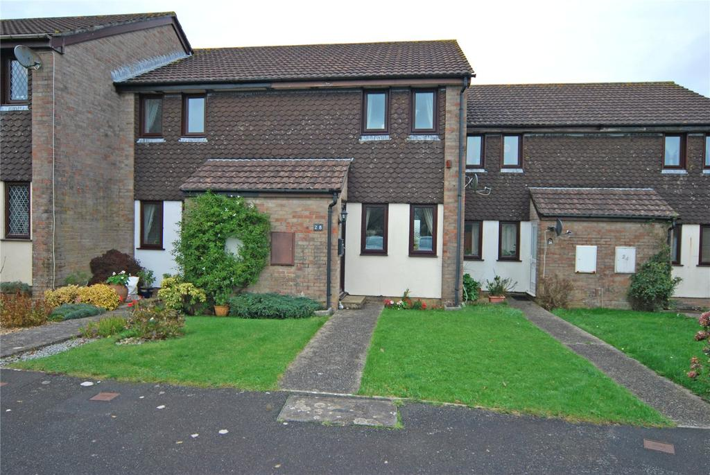 2 Bedrooms Terraced House for sale in Trencreek Close, St. Erme, Truro, Cornwall