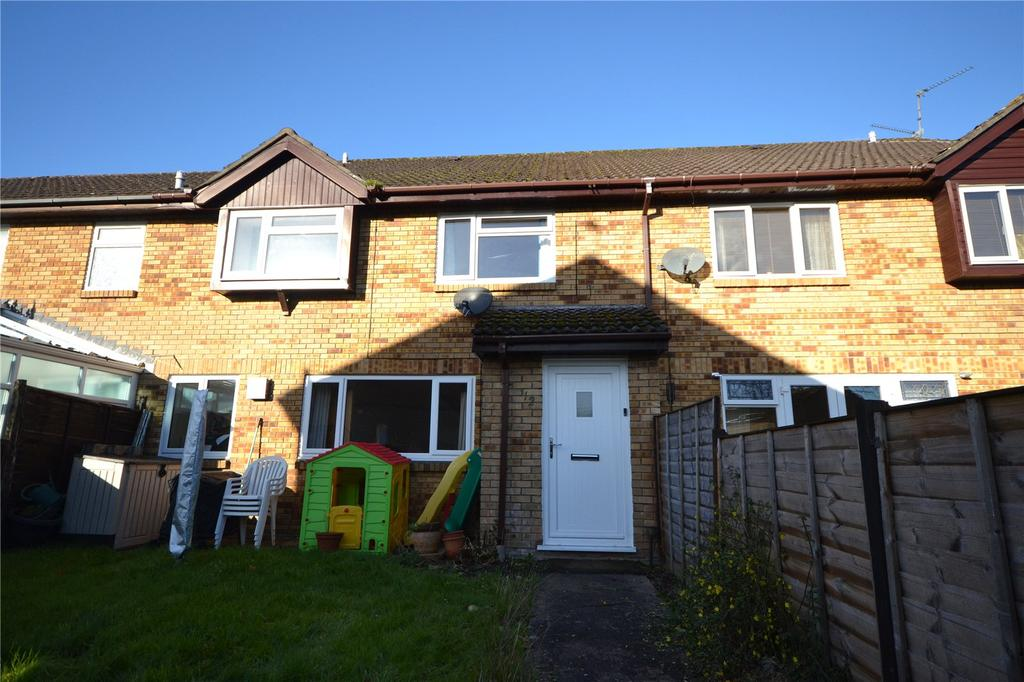 2 Bedrooms Terraced House for sale in Fairwood Close, Fairwater, Cardiff, CF5