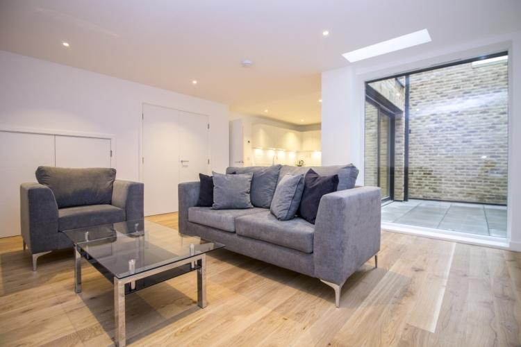 3 Bedrooms House for rent in Hand Axe Yard Kings Cross WC1X