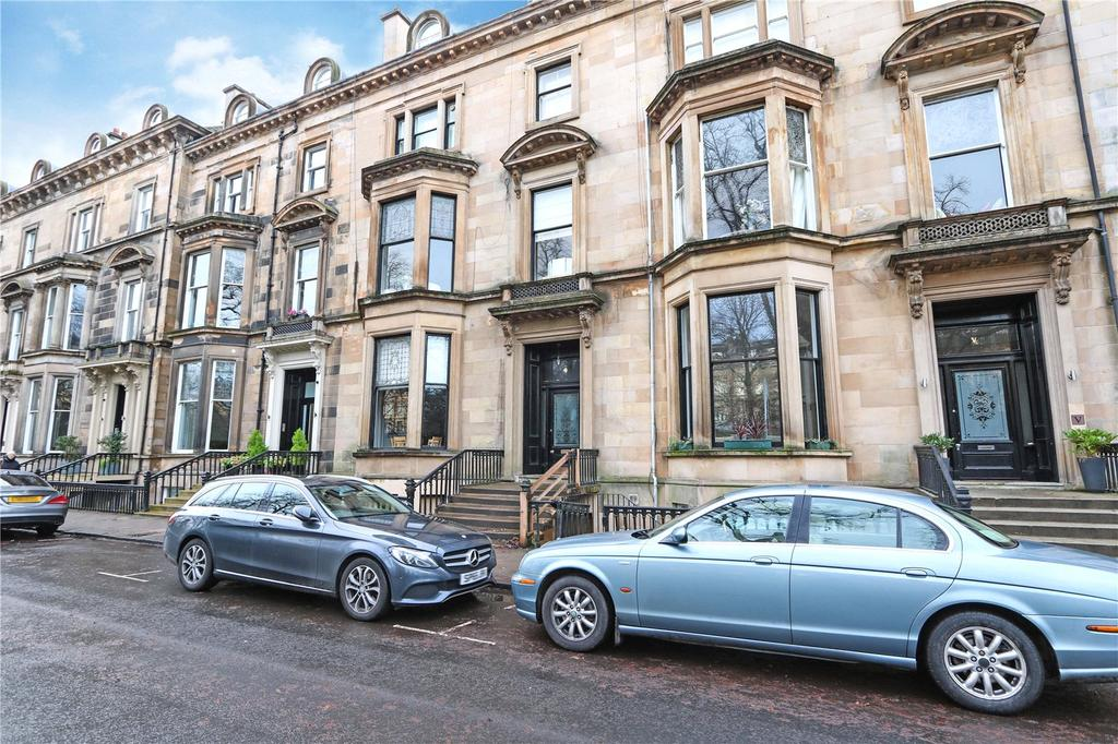 1 Bedroom Apartment Flat for sale in Flat 3, Belhaven Terrace, Dowanhill, Glasgow