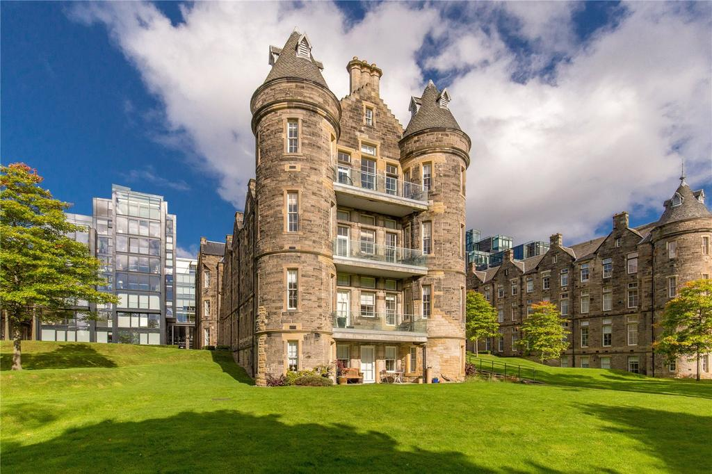 3 Bedrooms Apartment Flat for sale in Simpson Loan, Edinburgh