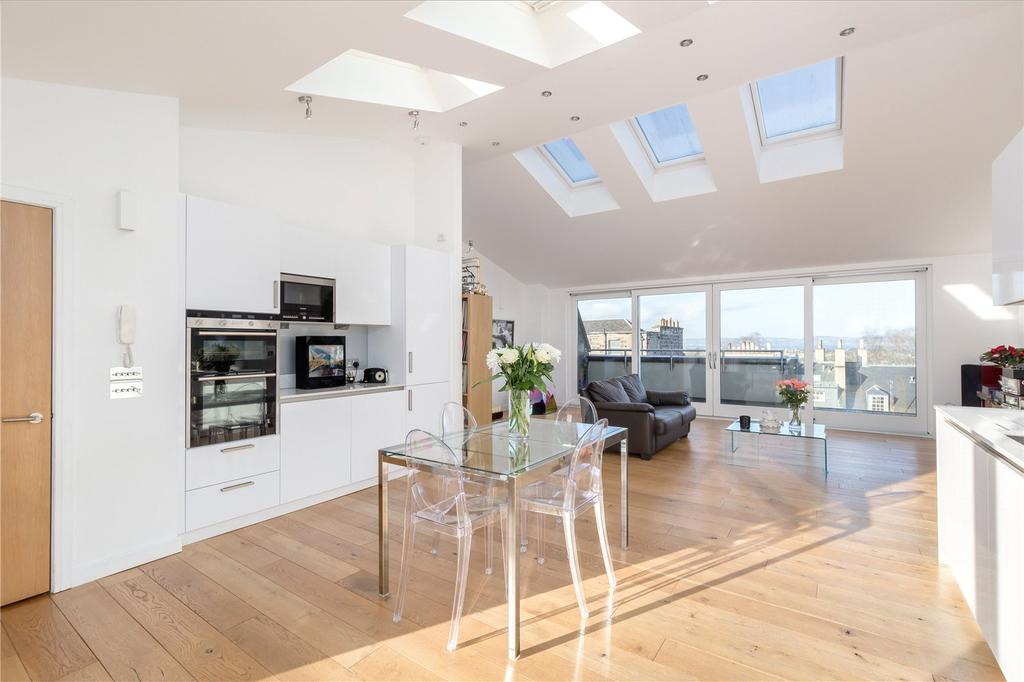 3 Bedrooms Flat for sale in Thistle Street, Edinburgh