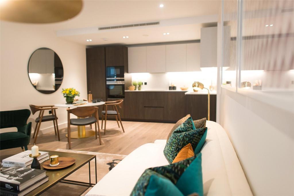 1 Bedroom Flat for sale in Bishops Gate, 82-88 Fulham High Street, London, SW6