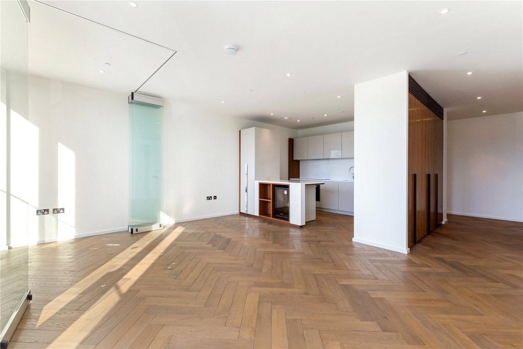 1 Bedroom Flat for sale in Embassy Gardens, Ponton Road, Nine Elms, Vauxhall, London, SW8