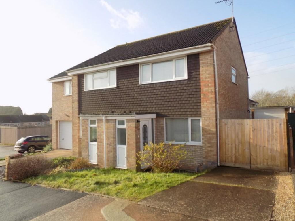 2 Bedrooms Semi Detached House for sale in Hollymount Close, Exmouth