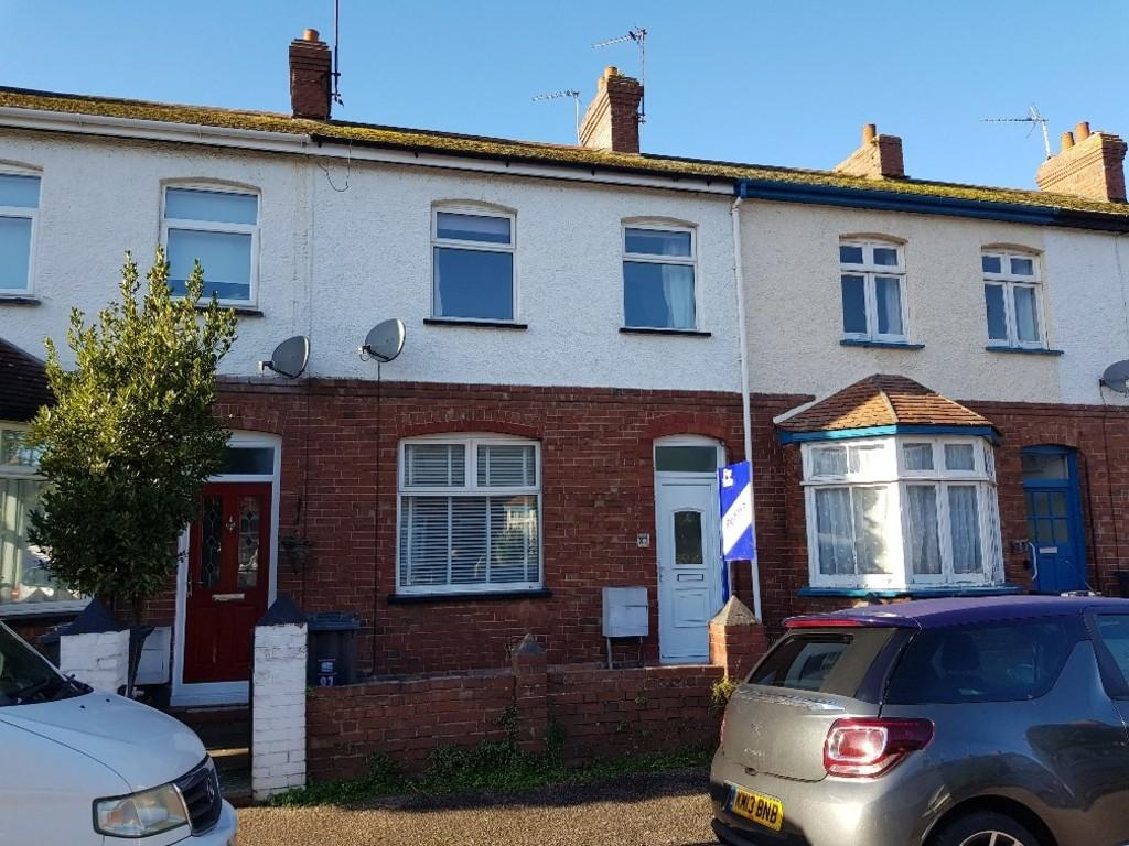 2 Bedrooms Terraced House for sale in Rosebery Road, Exmouth