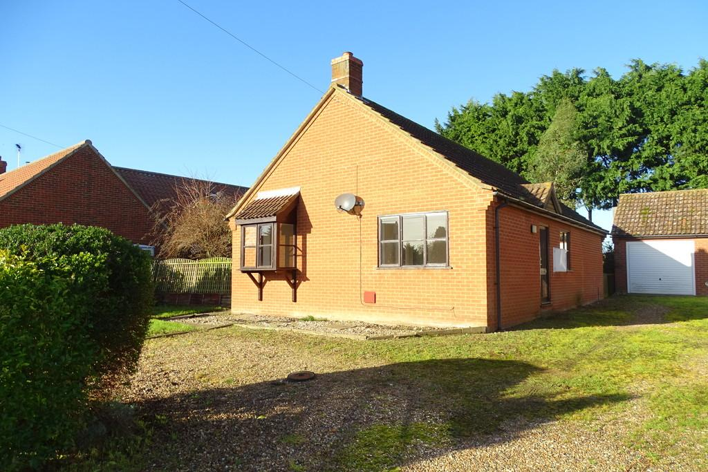 3 Bedrooms Detached Bungalow for sale in Ashburton Road, Ickburgh