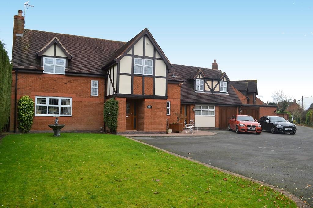 5 Bedrooms Detached House for sale in Paskin Close, Fradley