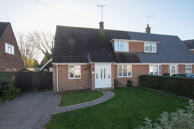 2 Bedrooms Semi Detached House for sale in Waverley Gardens, Stamford