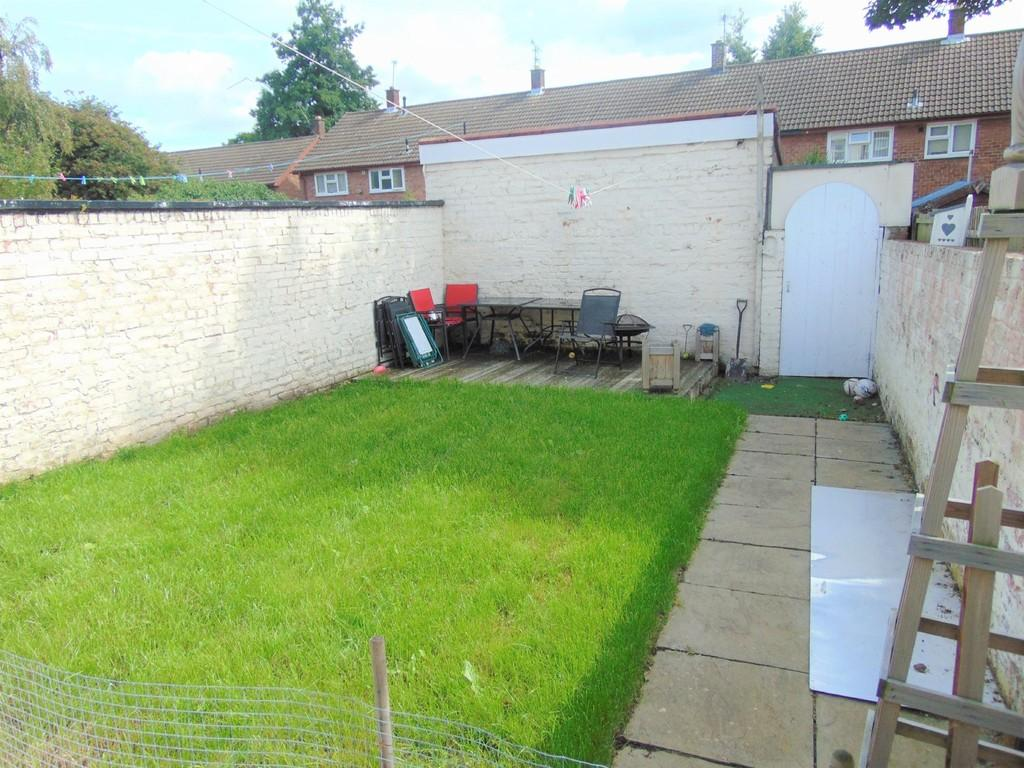 4 Bedrooms Terraced House for sale in Grove Road, Rock Ferry