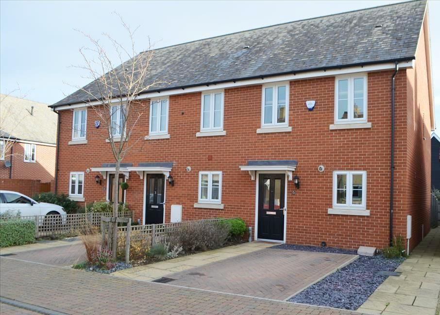 2 Bedrooms Terraced House for sale in Neptune Road, Biggleswade, SG18