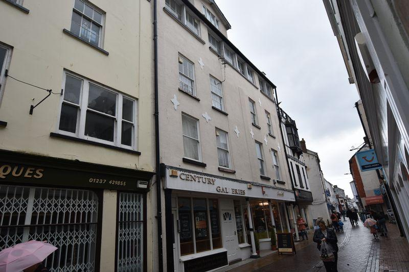 1 Bedroom Apartment Flat for sale in Mill Street, Bideford