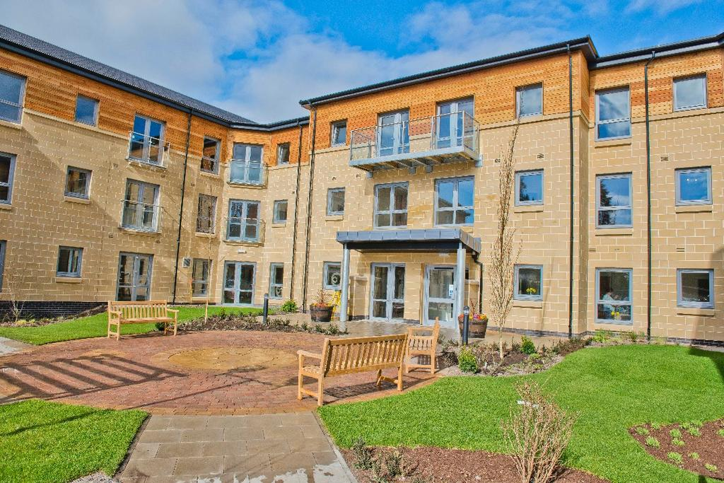 1 Bedroom Apartment Flat for sale in 48 Conachar Bank, Isla Road, Perth, Perthshire, PH2 7HG