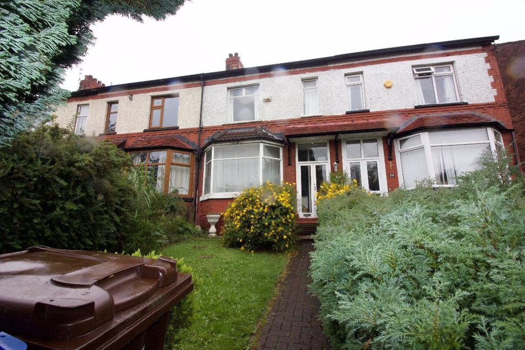 3 Bedrooms Semi Detached House for sale in George Street, Prestwich, M25 9WS